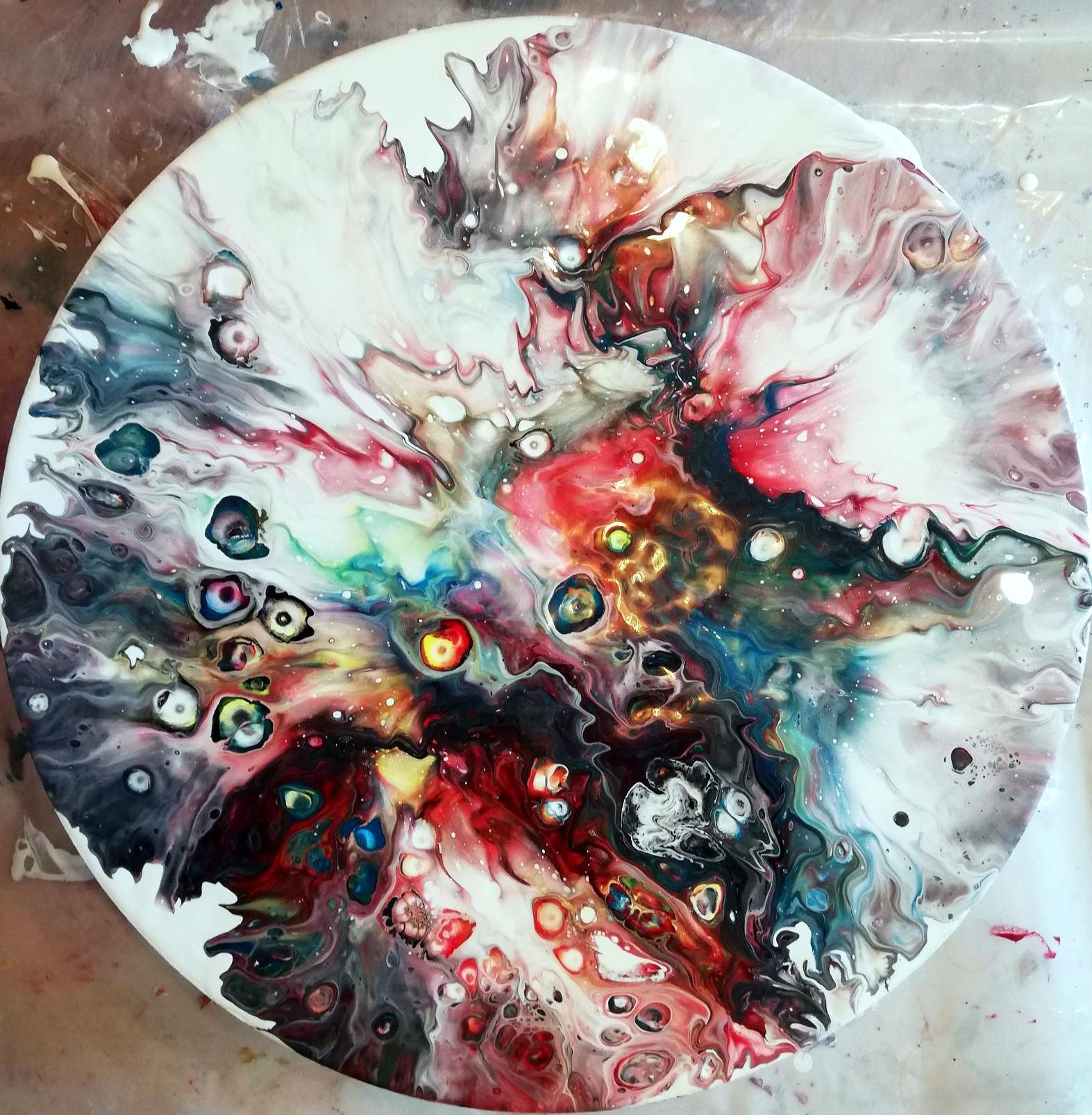 Fluid art